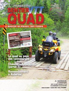Magazine Sentier V.T.T. Quad