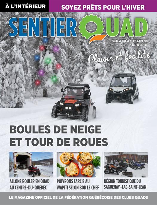 Magazine Sentier Quad
